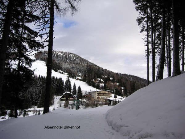 Wandeltocht naar de gipfel van de gerlitzen /10-Alpenhotel-Birkenhof