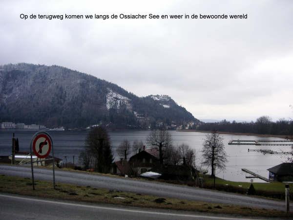 Wandeltocht naar de gipfel van de gerlitzen 13-Op-de-terugweg-komen-we-langs-de-Ossiacher-See