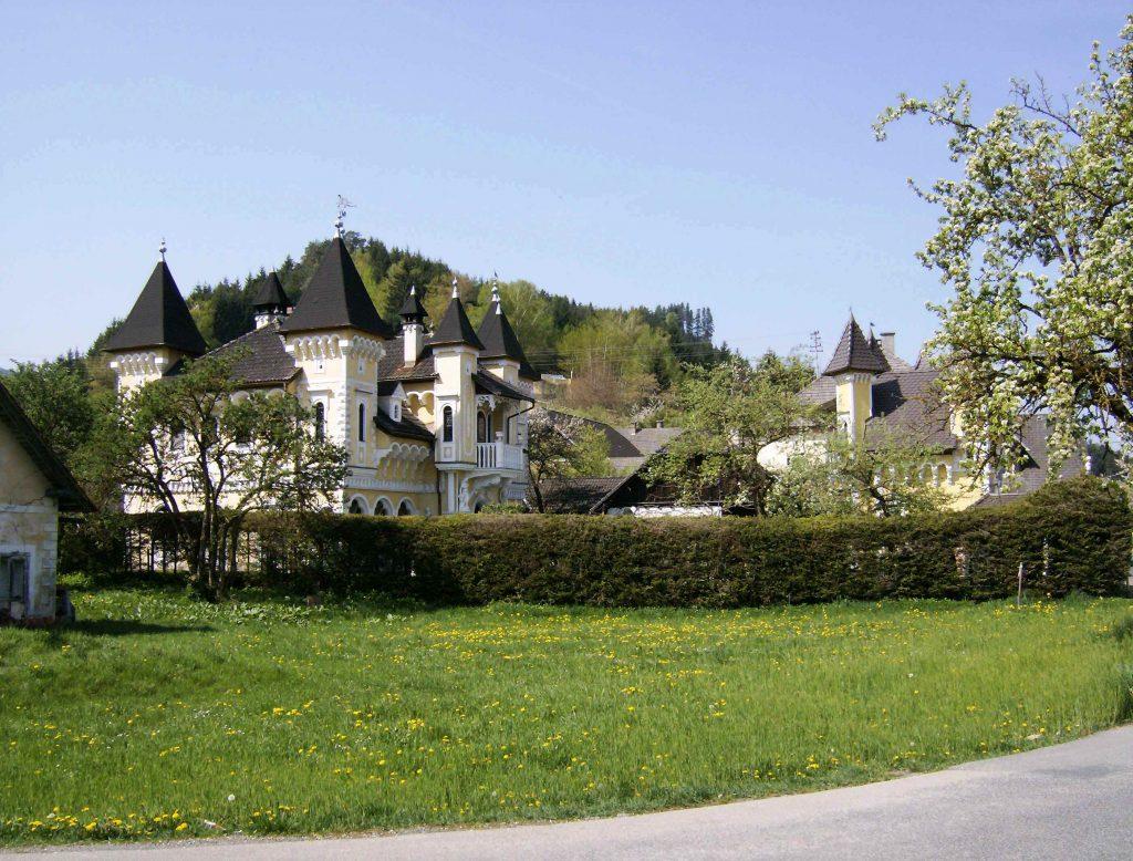 Globlasnitz kasteel