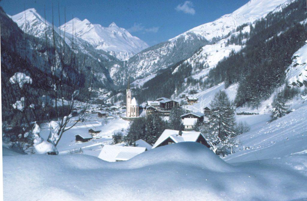 Heiligenblut in winter