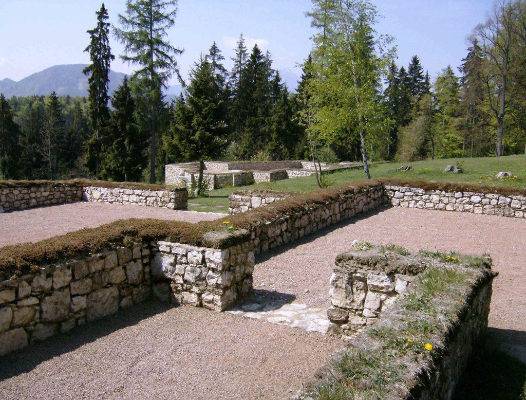Hemmaberg opgravingen