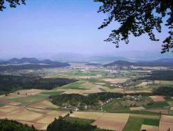 Hemmaberg Uitzicht