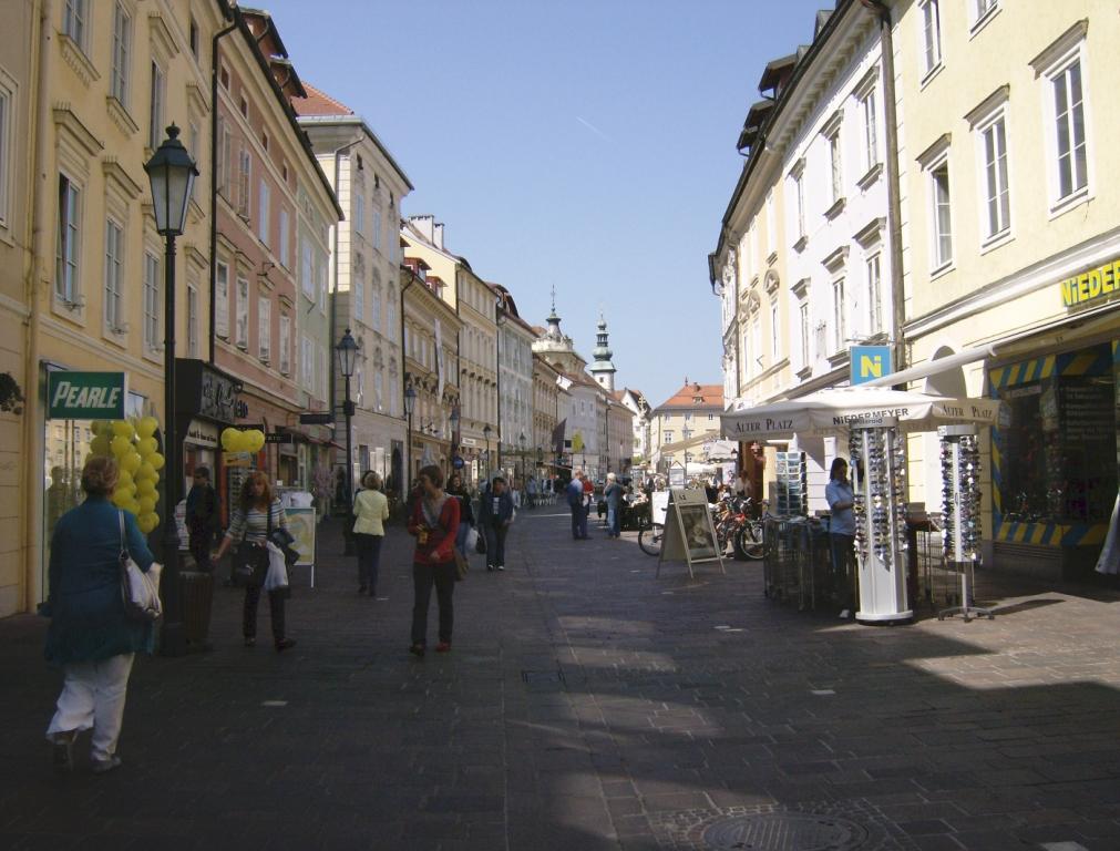 Klagenfurt bezienswaardigheden