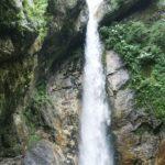 Tscheppa Schlucht waterval