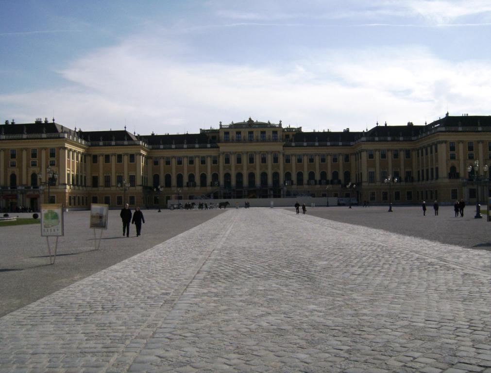 Schloss Schonbrunn, Wenen