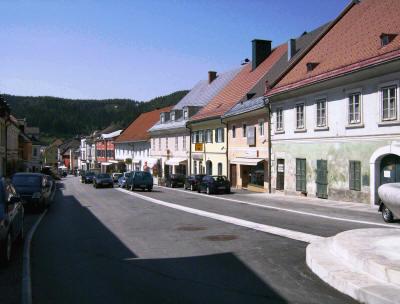 Bleiburg, hauptplatz