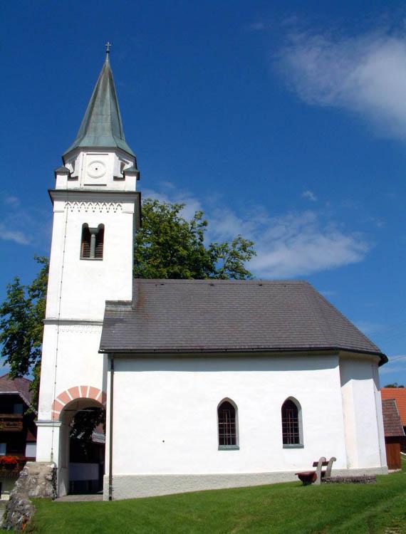 Sittersdorf Kerk