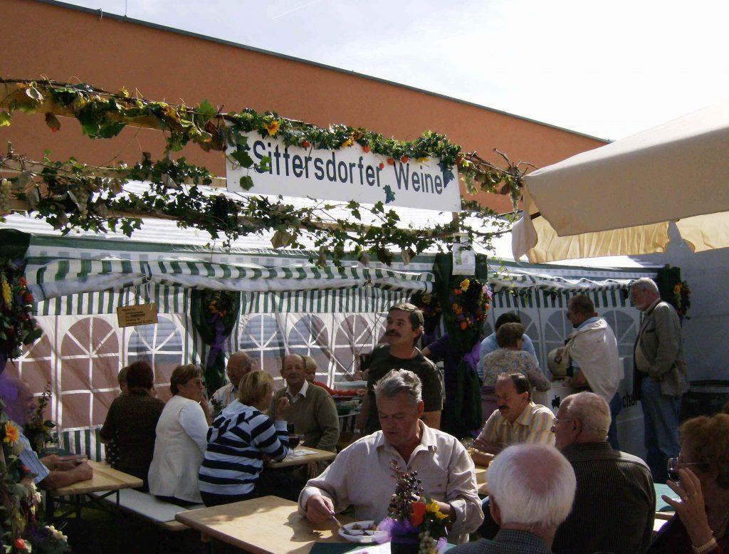 Wijnfeest Sittersdorf 2007