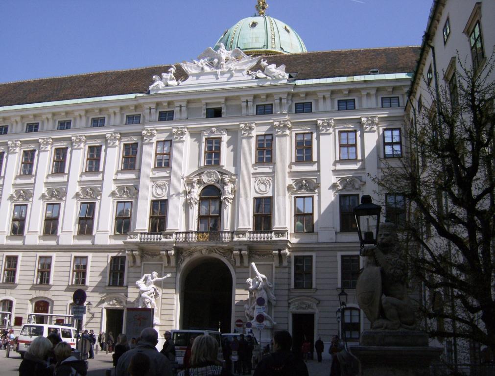 zijingang Hofburg